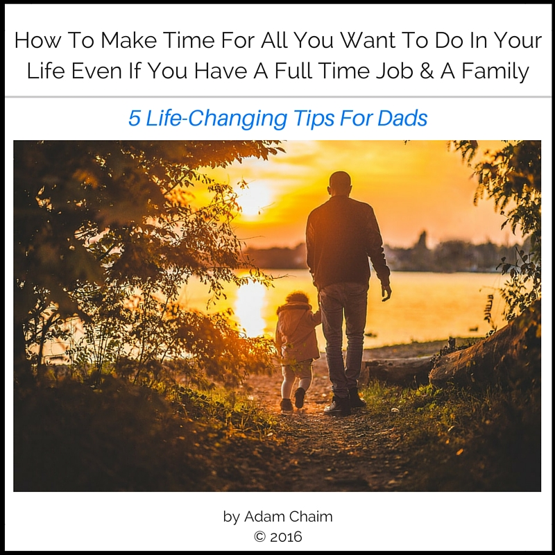 5 Tips eBook for Dads