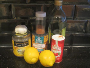 HummusIngredients